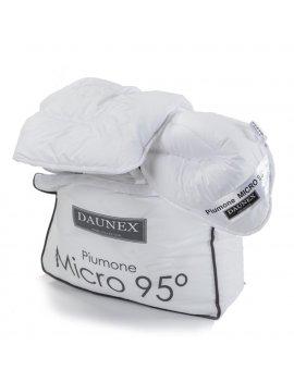 Piumino 250X200 Micro 95° Warm DAUNEX Anallergico Matrimoniale