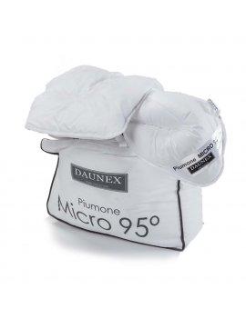 Piumino 200X200 Micro 95° Warm DAUNEX Anallergico 1 Piazza e Mezzo