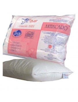 Guanciale per lettino Antiacaro 40X60 PILLOVE Baby