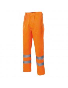 Pantaloni Da Lavoro Ad Alta Visibilità VELILLA 295