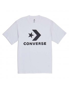 T-Shirt Uomo CONVERSE 10007888 MM STAR CHEVRON