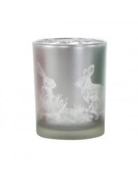 Portacandela Meisterlampe 10x12,5cm HOFF-INTERIEUR 5785