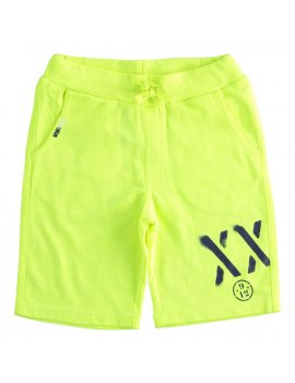 Pantalone Corto Bambino In Felpa Leggera iDO 4J83400