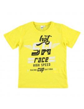 T-Shirt Racing Cup 100% cotone iDO 4J01200