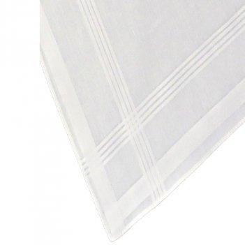 3 Fazzoletti Delfi Bianco