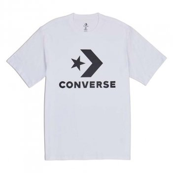 T-Shirt Uomo CONVERSE 10007888 MM STAR CHEVRON