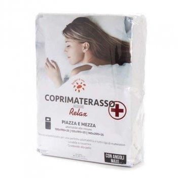 Coprimaterasso Relax Jacquard Matrimoniale