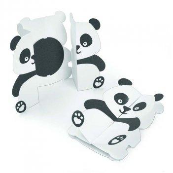 Fustella Thinlits Card Panda Fold A Long SIZZIX 663574