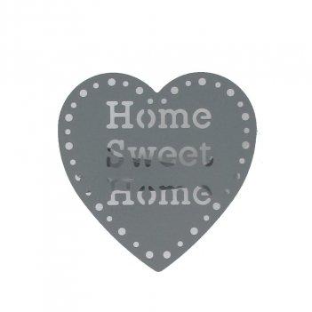 2 Fermatenda Pinza Home Sweet Home LUANCE Di Metallo MG