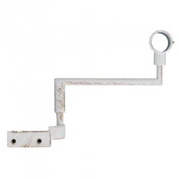 2 Supporti Senza Perforazione Per Bastone Tenda LUANCE Diametro 20mm