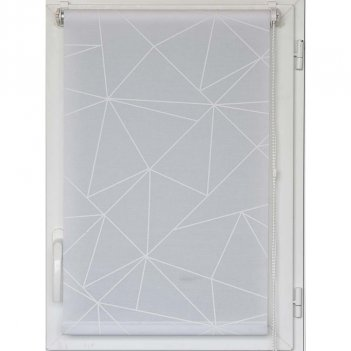 Tenda A Rullo 150X180 Semi Filtrante Decorata GEO LUANCE 3509150180