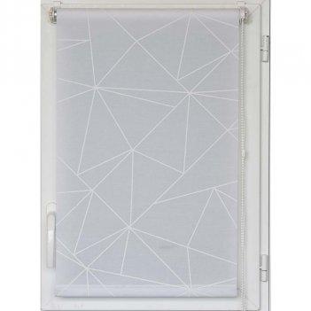 Tenda A Rullo 60X180 Semi Filtrante Decorata GEO LUANCE 350960180