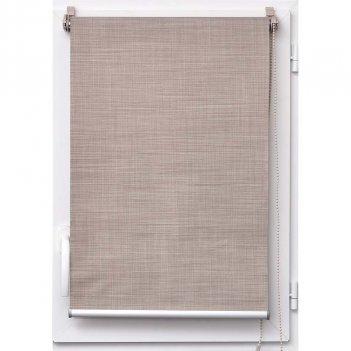 Tenda A Rullo 150X180 Semi Filtrante Con Barra Alluminio LUANCE 3515150180