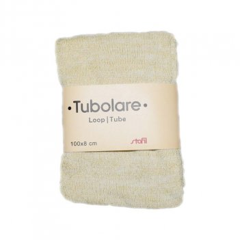 Tubolare In Cotone 100X8cm Glitter 747006