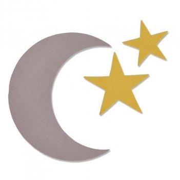 Fustella Bigz Luna E Stelle SIZZIX 663382