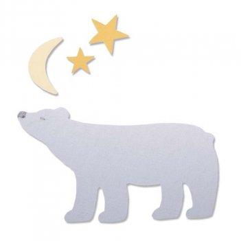 Fustella Bigz Orso Polare #2 SIZZIX 663460