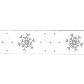 Nastro Fiocchi Di Neve Altezza 40mm 208A