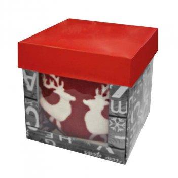 Strofinaccio 45X65 Deer Con Confezione Regalo