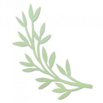 Fustella Bigz Modern Foliage SIZZIX 664597