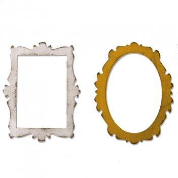 Fustella Bigz Décor Frames SIZZIX 664440