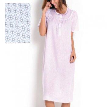 Camicia Da Notte Donna Serafino Mezza Manica Raglan LINCLALOR 29067