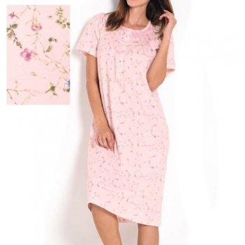 Camicia Da Notte Donna Serafino Mezza Manica Raglan LINCLALOR 73629