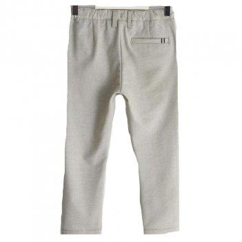 Pantalone Bambino In Felpina Fantasia Micro Pois iDO 4J42300