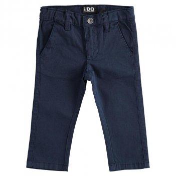 Pantalone Bambino In Twill iDO 4J24200