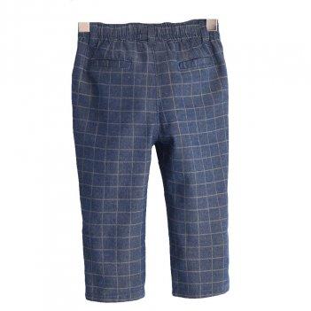 Pantalone Bambino Tinto Filo a Quadri iDO 4J25100