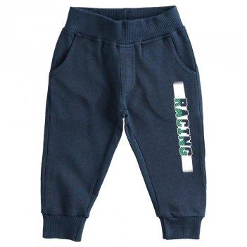 Pantalone Sportivo Bambino In Felpa Leggera iDO 4J02300