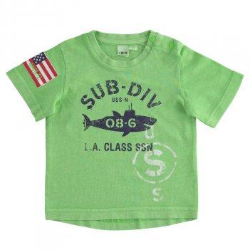 T-Shirt Bambino Stampa sub iDO 4J68200