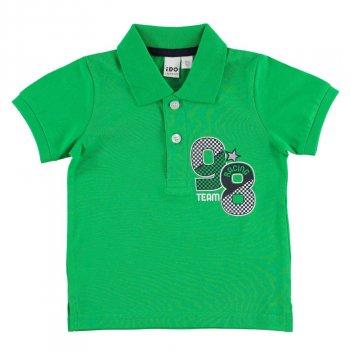 Polo Bambino In Jersey 100% Cotone iDO 4J02000