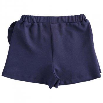 Pantaloncino Bambina in punto milano leggero iDO 4J33700
