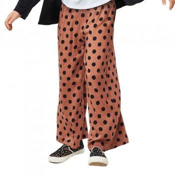 Pantalone Bambina a palazzo con pois iDO 4J52300