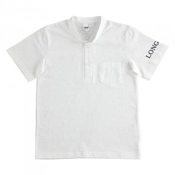 Polo Bambino in jersey con collo serafino Coreana iDO 4J38900