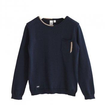 Maglia Bambino in tricot con taschino iDO 4J45500