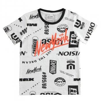 T-shirt Bambino a manica corta iDO 4J81700