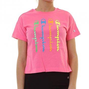 T-Shirt Donna Girocollo CHAMPION 112682
