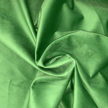 Tessuto Velluto Liscio Ambra Altezza 140cm 20G028