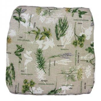 Cuscino Da Sedia Riccio Idea Botanico
