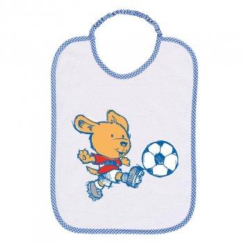 Bavaglino Orso Calcio SIGGI HAPPY SCHOOL 34BV0165/00-9006