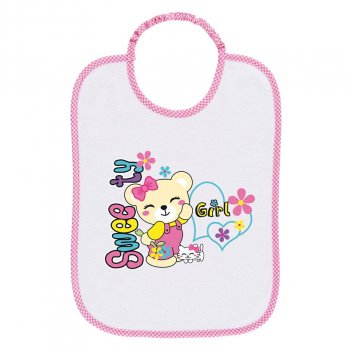 Bavetta Sweety Girl SIGGI HAPPY SCHOOL 34BV0160/00-9006