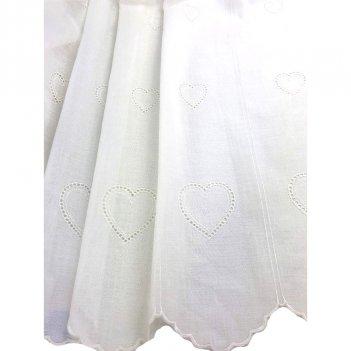Tessuto Tenda A Metraggio Altezza 180cm Taglia Appendi Cuori 6135