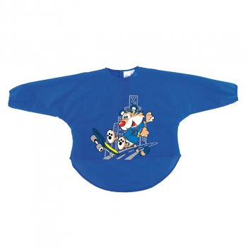 Salvamacchia Impermeabile Con Maniche SIGGI HAPPY SCHOOL 34SL0101/00-9093