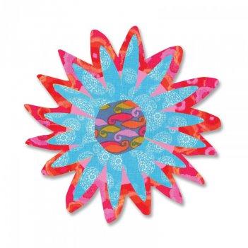 Fustella Bigz L Starburst SIZZIX 659602