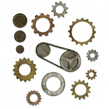 Fustella Bigz L Industriale SIZZIX 661817