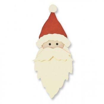 Fustella Bigz Babbo Natale SIZZIX 661733