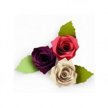 Fustella Bigz Rosa 3D 661750