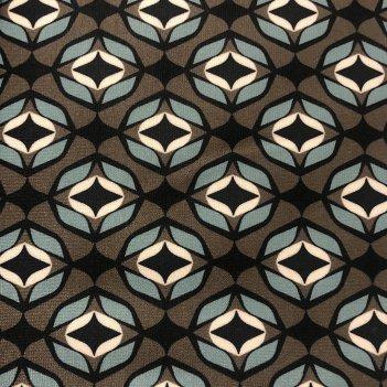 Tessuto Punto Milano Stampato Digitale Altezza 150cm 8010