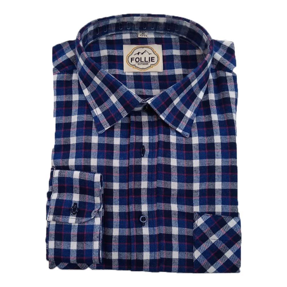 Camicia Uomo Manica Lunga ALPS